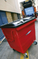 Thumbnail - Four wheeled bin in situ