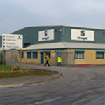 Straight Ltd's factory in Hull
