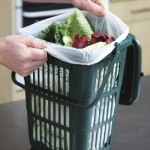 10 litre Vented Kitchen Caddy - close up