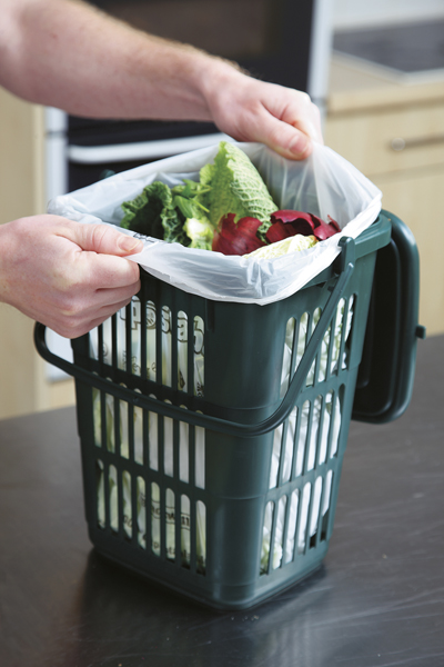 For Use With Compost-a-Bag®