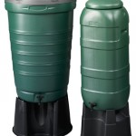 100 litre Mini Rainsaver® and 190 litre Rainsaver®
