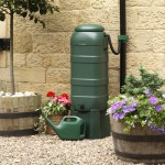 100 litre Space Sava shown in situ