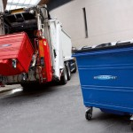 1100 litre Steelybin® in use