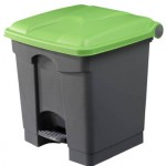 30ltr step-on green