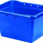 40 litre Grab Kerbside Box - blue