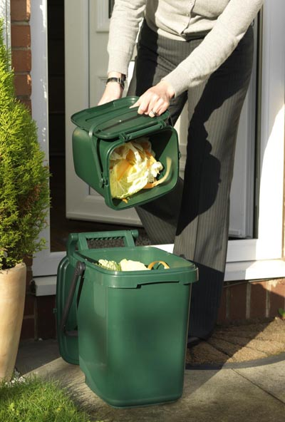 Ideal For Collecting Kitchen Food Waste