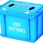 9 litre Battery Box - 3 apertures