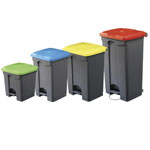A range of EcoStep bin sizes