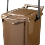 Kerbside Caddy - Brown
