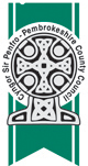 Pembrokeshire Country Council logo