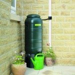 Mini Rainsaver® in situ