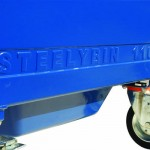 Steelybin® wheel