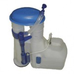 Water saving toilet flush device