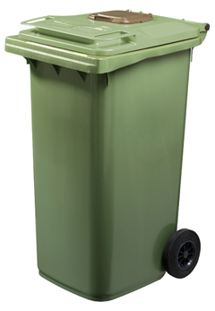 Food Waste Wheelie Bin