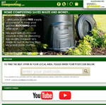 Getcomposting website preview