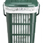 10 litre Vented Kitchen Caddy - front on