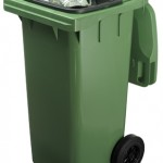 19 litre Inner Caddy in 140 litre Wheeled Container