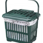 5 litre Vented Kitchen Caddy