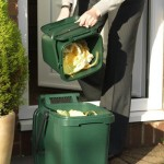 7 litre Solid Kitchen Caddy and Kerbside Caddy