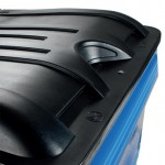 Steelybin® with trade lid