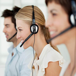 Our contact centre is on hand to take orders, provide after sales care and offer advice