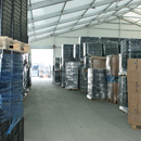 Products stacked up inside our Hull manufactoering plant at Hull